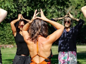 3-Day Sisterhood Gathering with Yoga, Sister Circle, Foraging, Sacred Teachings and Deep Relaxation