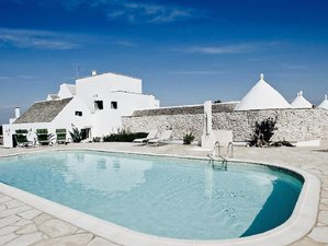 7 Day Yin and Perfect Touch YTT in Puglia, Italy
