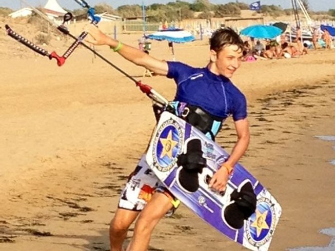 5 Days Kitesurf, Surf, SUP, and Yoga Holiday in Sicily, Italy