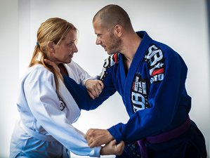 9 Days Women's Self-Defense Brazilian Jiu Jitsu Training in Bali, Indonesia