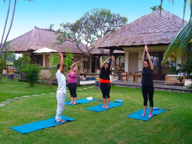 17 Tage Authentische Tour und Yoga Retreat auf Bali, Indonesien
