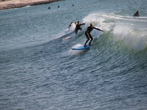 7 Day Private Surf Trip Camp in Figueira da Foz, Centro Region
