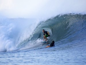 6 Day Advanced Surf Camp Puerto Sandino, Leon