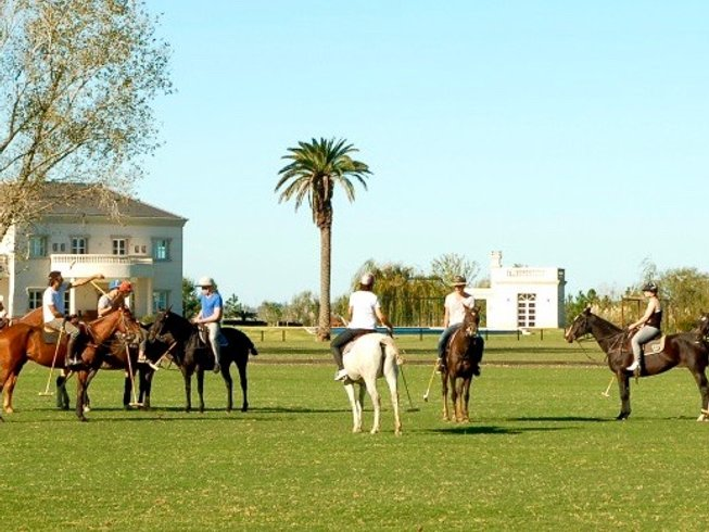 7 Days Luxury Polo Yoga Retreat in Buenos Aires, Argentina