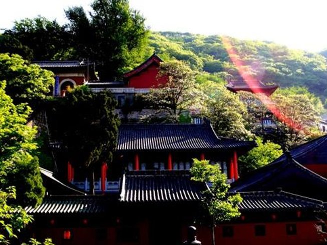 14 Days Meditation&Tai Chi Retreat in China
