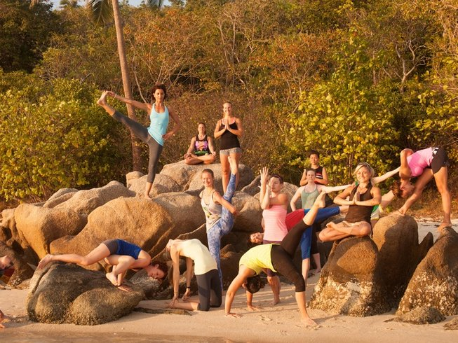 25 Days 200-Hour Yoga Teacher Training in Thailand
