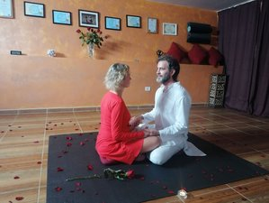 5 Day Private Tantra Massage Course, Yoga and Meditation Retreat in Sunny Tenerife