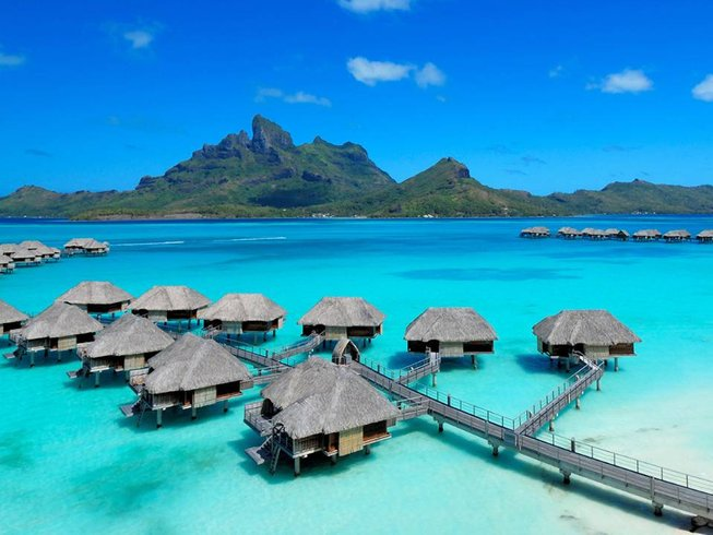 7 Days Meditation and Yoga Retreat in Bora Bora