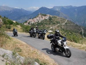 10 Day Route des Grandes Alpes, French Riviera, and Vercors: Self Guided Motorcycle Tour in France