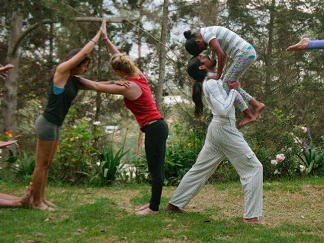 5 Tage Verjüngende Meditation und Yoga Retreat in Quito, Ecuador