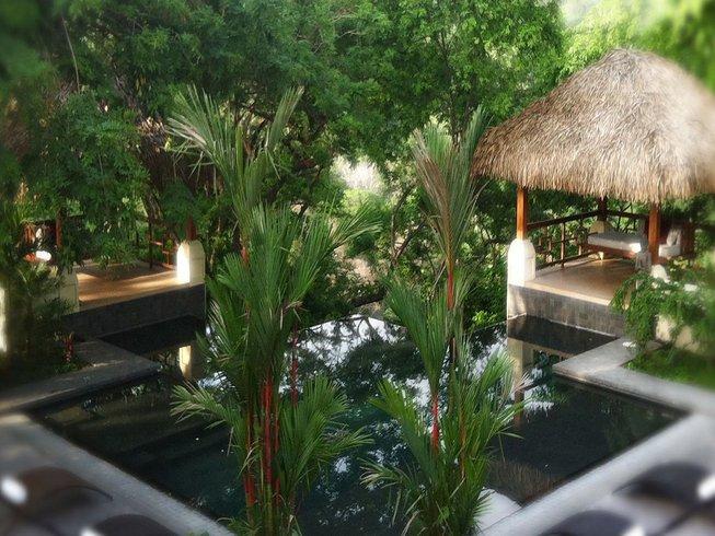 8 Days Spiritual Awakening Yoga Retreat in Costa Rica