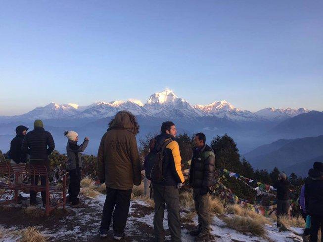 12 jours en stage de yoga et randonnée dans le panorama de l'Everest au Népal