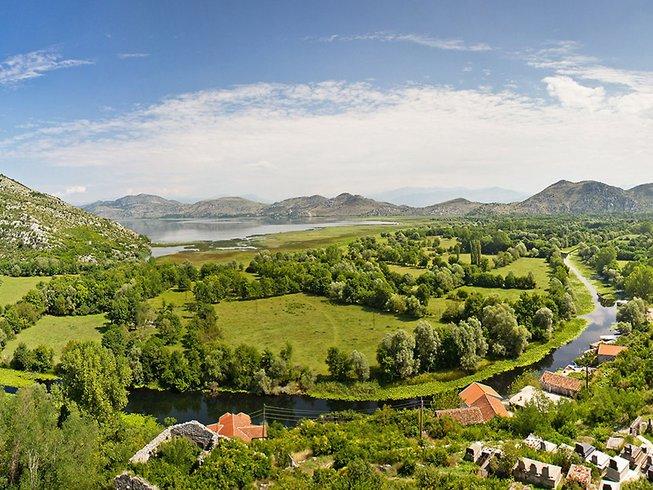 8 Days Green Culture Yoga Retreat in Cetinje, Montenegro