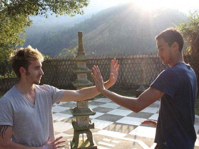 3 Months Shaolin Kung Fu, Wushu, Taiji Holiday in China