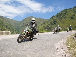 14 Days Himalayan Foothills Motorcycle Tour India