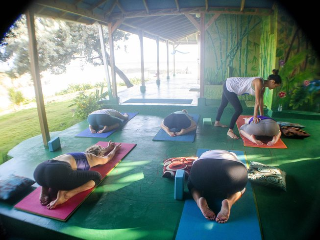 7-Daagse Onstpan en Verbind Yoga Retraite in Jamaica