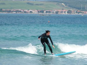 6 Day Yoga and Surf Camp in Oristano, Sardinia