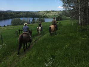 3 Day Ranch Vacation in South Cariboo, British Columbia