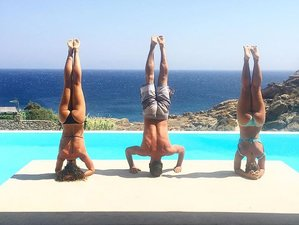 7 Days Meditation and Yoga Retreat in Mykonos, Greece