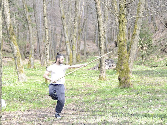 21 Days Martial Arts, Dance, and Solo Camping Slovenia