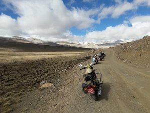 11 Day Tibet and Nepal Guided Motorcycle Tour
