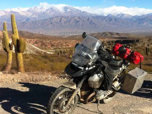 13 Days Adventure Motorcycle Tour in Salta and Jujuy, Argentina
