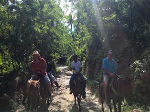 3 Day Horse Riding Holiday in Puerto Plata