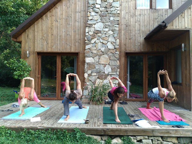 20 Days 200-Hour Intensive Fit Yoga Teacher Training in Transylvania, Romania