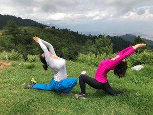 25 Days 200 Hours Yoga Teacher Training in Kathmandu, Nepal