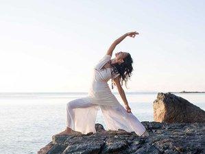 22 jours-200h de formation de professeur de yoga sereine dans la Province de Surat Thani, Thaïlande