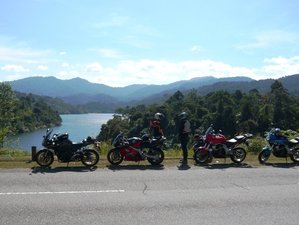 3 Days Guided Motorcycle Tour Malaysia