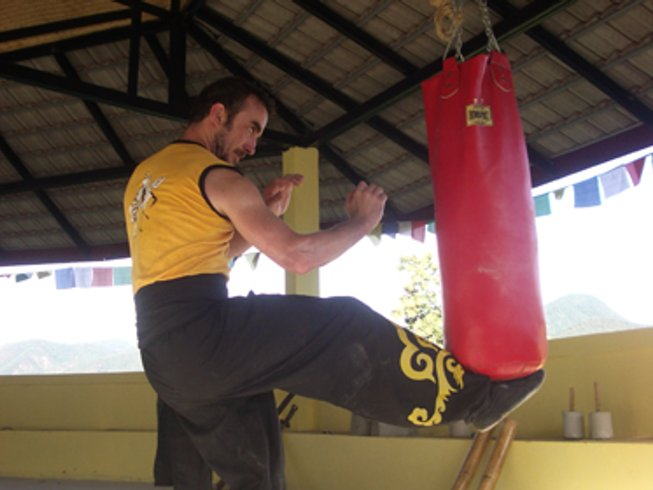 1 Month Kung Fu Retreat in Thailand