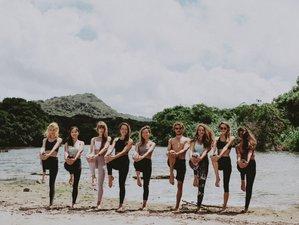 8 Tage Ganzjähriger Surf und Yoga Retreat in Playa Escameca, Nicaragua