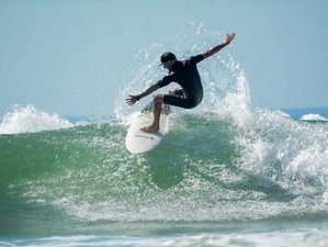 7 Days Family Surf Camp Aquitaine, France