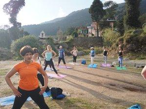 25 Days 200-Hour Yoga and Meditation Teacher Training in Dharamsala, India