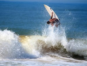 4 Day Surf and Yoga Holiday in Puerto Viejo de Talamanca, Limon