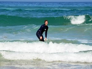 3 Days Fun Surf Camp in Ericeira, Lisbon Area, Portugal