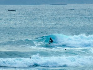 7 Day Surf Addict Holiday for All Levels in Lombok, Nusa Tenggara Barat