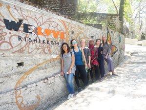 7 Day Capital Sightseeing Yoga Holiday in Rishikesh