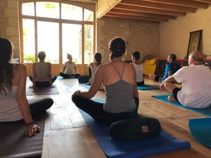 7 Day Detox, Hiking and Yoga Holiday near Angers, Pays de la Loire