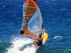 3 Tage Fantastischer Windsurf Grundkurs in Castiglione, Provinz Grosseto