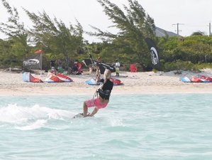 7 Days Independent Rider Kite Surf Camp in Providenciales, Turks and Caicos Islands
