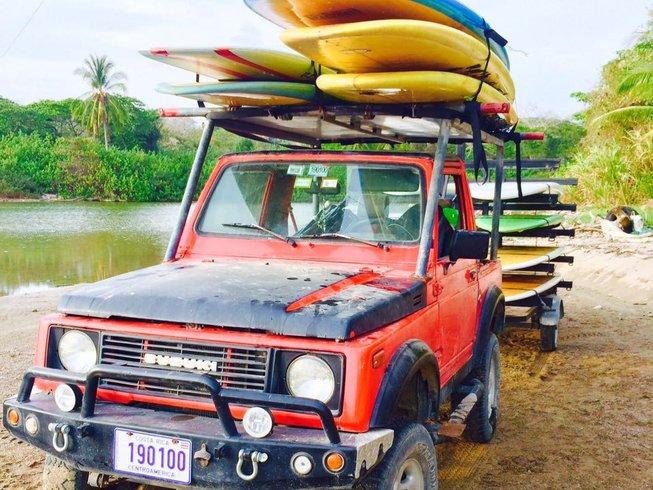 7 Days Invigorating Surf Camp Santa Teresa, Puntarenas Province, Costa Rica