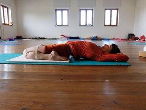 4 Tage Advent Iyengar Yoga Retreat mit Meditation und Pranayama in Holzmannstett