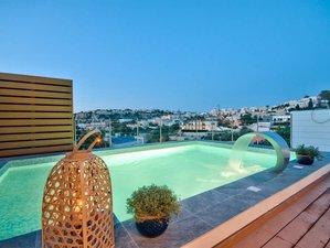 7 jours en stage de luxe de hot yoga à Malte