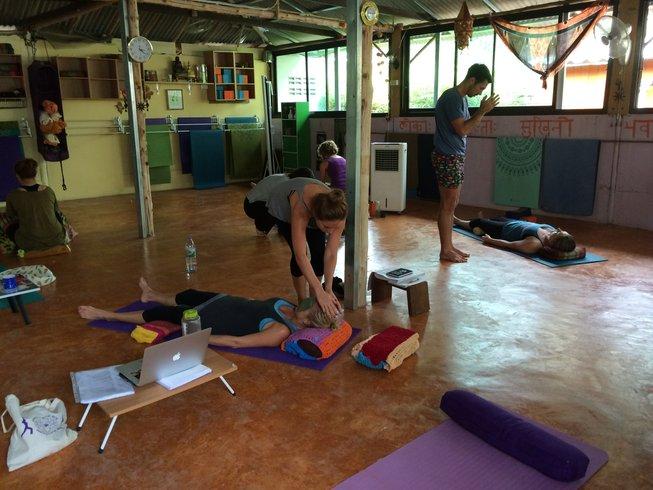 6 Days Level 2 Reiki Healing Course and Yoga Retreat in Krabi, Thailand