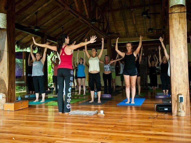 4 Days Yoga Retreats in Santa Teresa, Costa Rica