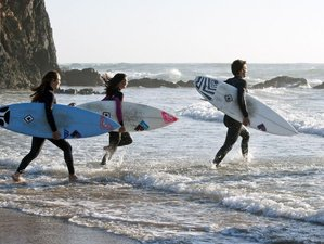 4 Days Surf Camp in Portugal