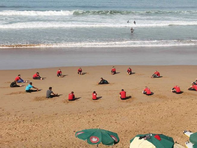 8 Days Purposeful Surf and Yoga Retreat Morocco