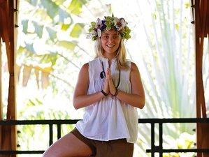 8 jours en stage de yoga Living in Light au Costa Rica